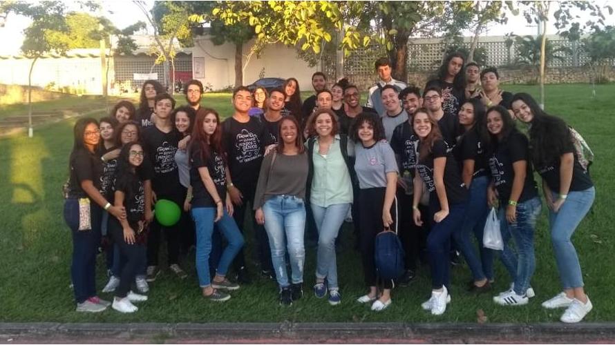 Projeto conhecendo a UFRJ 2019