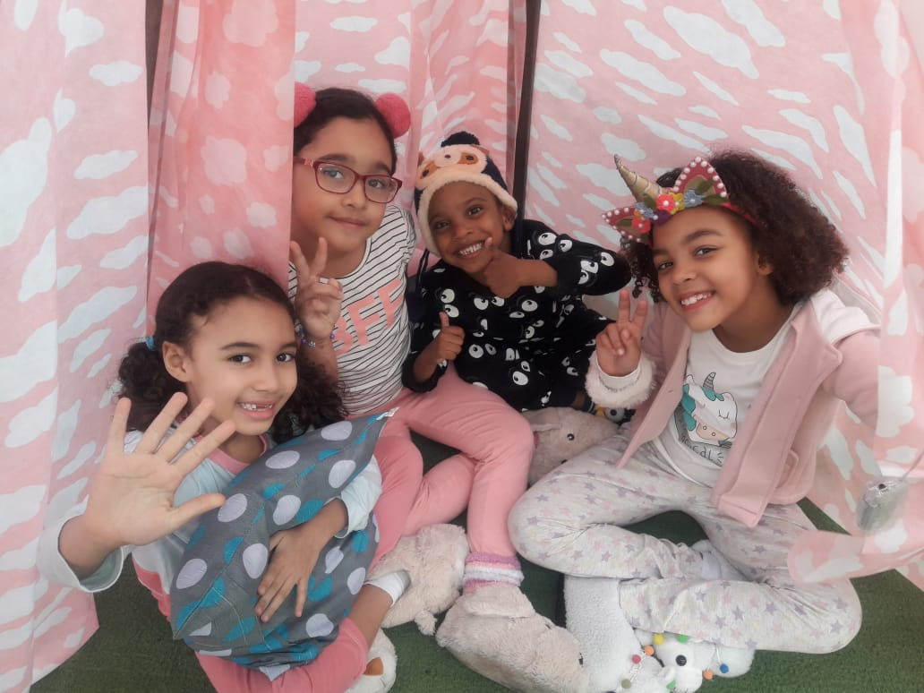 Festa do Pijama 2019 – Saint George