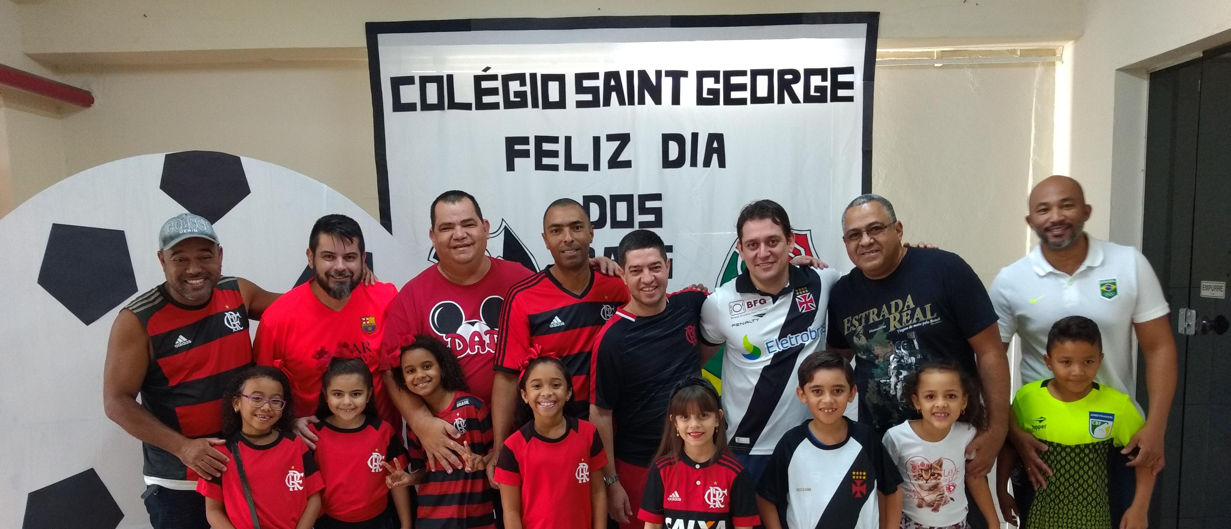 Dia dos pais – Saint George
